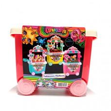 Единорог Пупси киоск со сладостями, 36 шт. в кор. 3315C-1