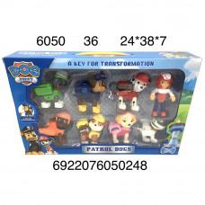 6050 Собачки 8 героя, 36 шт. в кор.