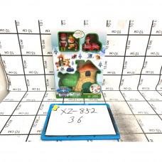 "Собачки  набор ""Дом"", 36 шт. в кор. XZ-852"