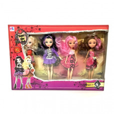 Куклы Монстр 4 шт. в наборе, 36 шт. в кор. 8803-F