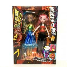 Кукла Монстр 2 шт. в наборе, 144 шт. в кор. MG-802