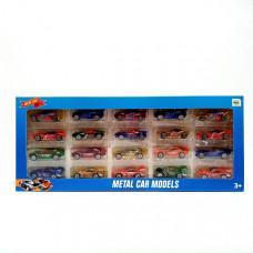 Машинки Хот Вилс 20шт, арт. 6688-100F