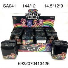 SA041 Куклы Фэнтези френдс 12 шт. в блоке, 144 шт. в кор.