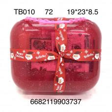 TB010 Кукла в шаре новогодний, 72 шт. в кор.