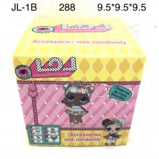 JL-1B Кукла в шаре, 288 шт. в кор.