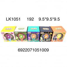 LK1051 Кукла в шаре IQI сюрприз, 192 шт. в кор.