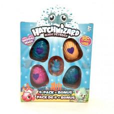 Пингвиненок 4 яйца набор, 192 шт. в кор. D734