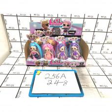 Кукла в шаре в яйце 8 шт. в блоке, 192 шт. в кор. 256A