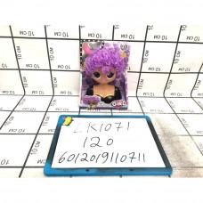 Кукла в шаре Причёски, 120 шт. в кор. LK1071