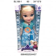 BL189-1 Кукла Холод (муз.) 60 шт в кор.