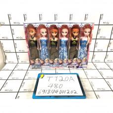 Кукла Холод, 6 шт в блоке, 480 шт в кор. TT20A