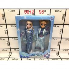 6812 Кукла Холод 2 героя 96 шт в кор.