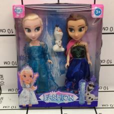 Кукла Холод 2 шт. в наборе, 144 шт. в кор. 856A3