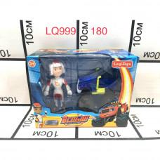 LQ999 Машинка Вездеход с героем 180 шт в кор.