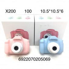 X200 Цифровой фотоаппарат, 100 шт. в кор.