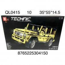 QL0415 Конструктор Техник 2470 дет., 10 шт. в кор.