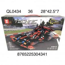 QL0434 Конструктор Техник 398 дет., 36 шт. в кор.