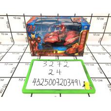 Супергерой на квадроцикле, 24 шт. в кор. 3272