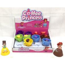 Принцесса в кофейной чашке 12 шт. в блоке, 432 шт. в кор. LM2399