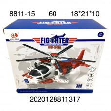8811-15 Вертолёт (свет, звук), 60 шт. в кор.