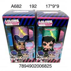 A682 Кукла в шаре LQLOMG Капсула, 192 шт. в кор.