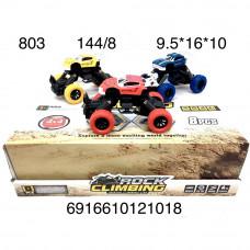 803 Машинки Вездеход 8 шт.18 блока . в кор.