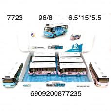 7723 Автобус 8 шт. 12 блока . в кор.