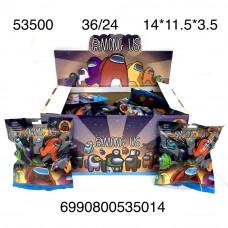 53500 Набор НЛО 24 шт. в блоке, 36 блоке. в кор.