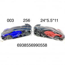003 Машинка в пакете, 256 шт. в кор.