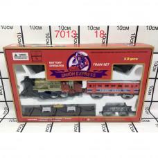 7013 Железная дорога 18 шт в кор.