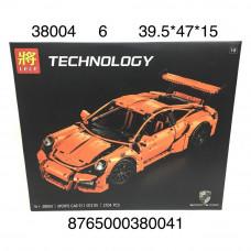 38004 Конструктор Машина 2704 дет., 6 шт. в кор.