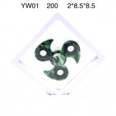 Спиннер 200 шт в кор. YW01