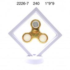 Спиннер 240 шт в кор. 2226-7