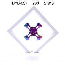 Спиннер 200 шт в кор. DYB-037