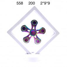 Спиннер 200 шт в кор. 558