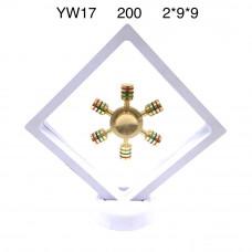 Спиннер 200 шт в кор. YW17
