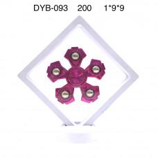 Спиннер 200 шт в кор. DYB-093