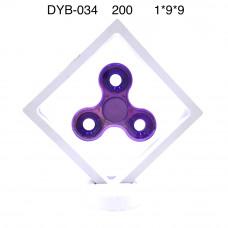 Спиннер 200 шт в кор. DYB-034