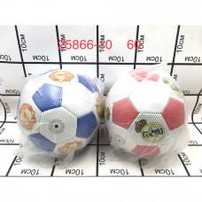 25866-10 Мяч футбольный 60 шт в кор.