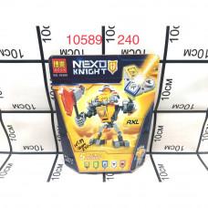 10589 Конструктор Нексо 91 дет.  240 шт в кор.