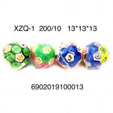 Мяч гандбол 10 шт. в блоке, 200 шт. в кор. XZQ-1