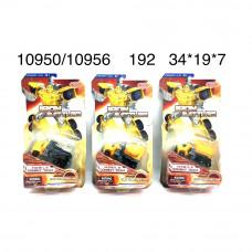Машинка Трансформер, 192 шт. в кор. 10950/10956