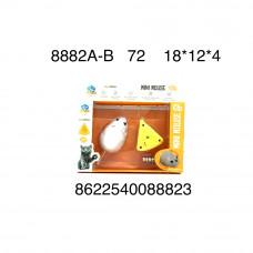 Мышка с сыром Р/У, 72 шт. в кор. 8882A-B