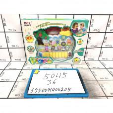 Музыкальная игрушка Пиано, 36 шт. в кор. 5045