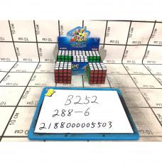 Кубик-рубик 6 шт.  в блоке, 288 шт. в кор. B252