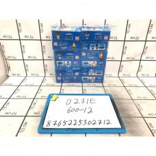Конструктор Город 12 шт. в блоке, 600 шт. в кор. 0271E