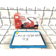 Пожарная машина (свет, звук), 48 шт. в кор. LMJ-17-13/89-305B