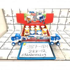 Паровозик 12 шт. в блоке, 288 шт. в кор. 987-16H