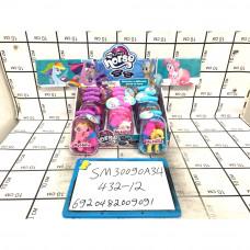 Поняшки 12 шт. в блоке, 432 шт. в кор. SM30090A34