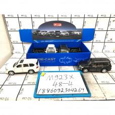 Машинки металл Лексус 4 шт в блоке, 48 шт в кор. M923X